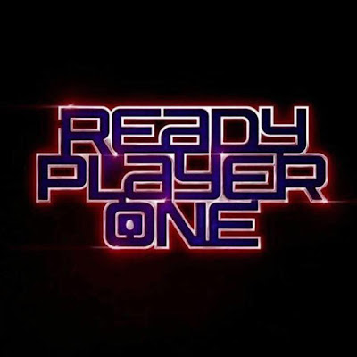 Official logo for Ready Player One