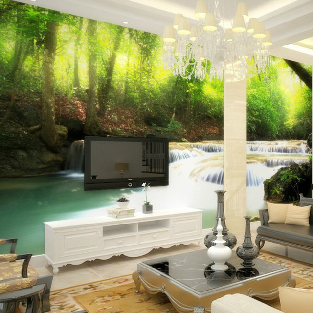 Modern Wall Decorations For Living Room