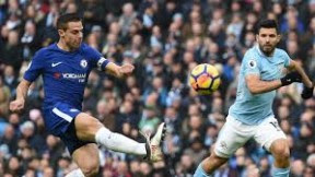 Man City See Off Chelsea in Community Shield Battle