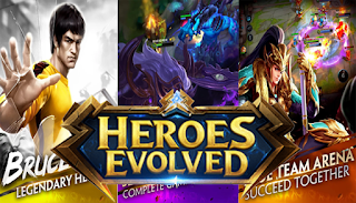 download Heroes Evolved