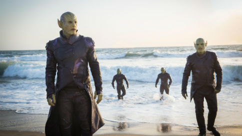 The-Skrulls-of-MARVEL-Clarified: WHO-ARE-THE-CAPTAIN-MARVELALIENS?