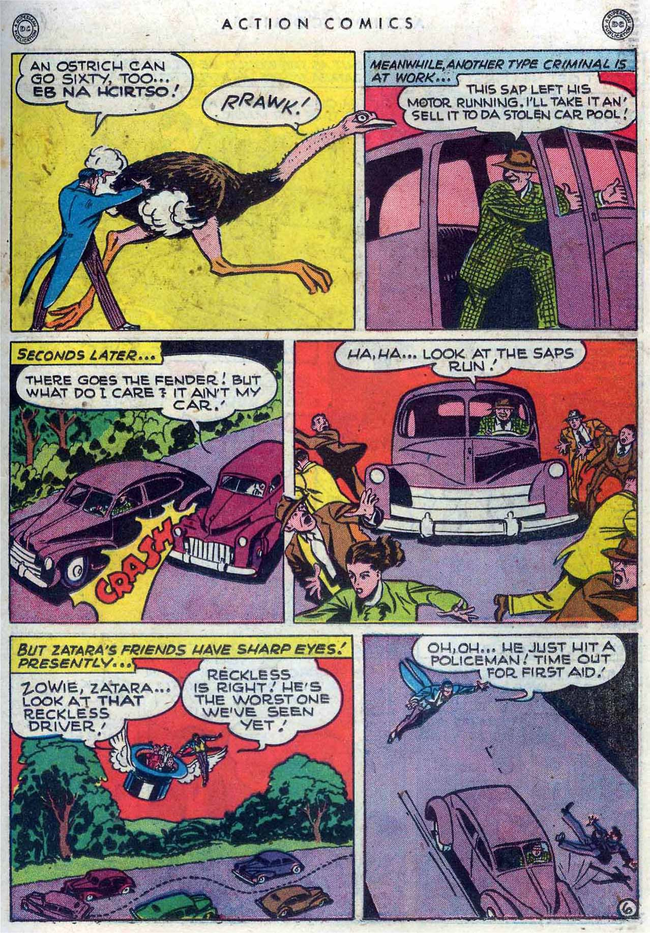 Read online Action Comics (1938) comic -  Issue #110 - 23