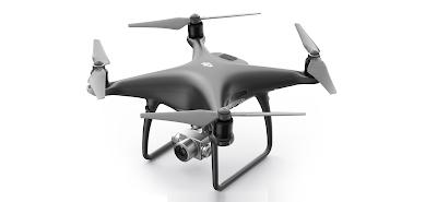 طائرة Phantom 4 PRO Drone Quadcopter