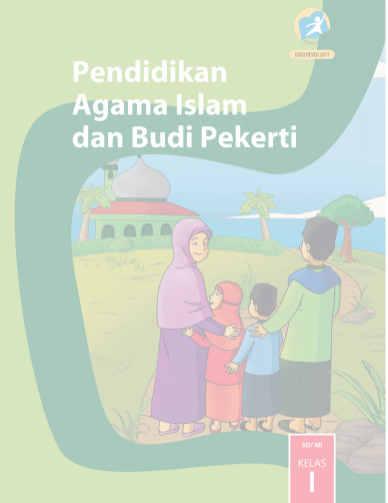 Buku Agama Islam Kelas 1 K13 Revisi 2017 PDF