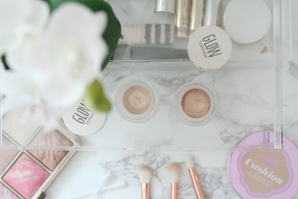 Review, Topshop Glow Pot, Highlighter