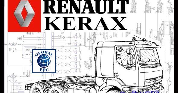 Global Epc Automotive Software Renault Kerax Workshop Service Manuals And Wiring Diagrams: Renault Midliner Wiring Diagram At Mazhai.net