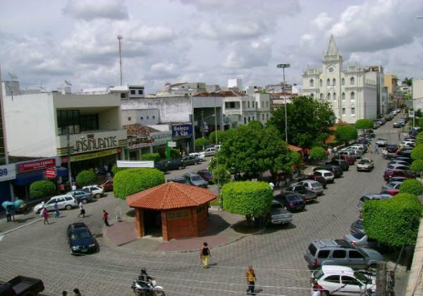 Município de Itapetinga (Foto: Divulgação/Secom)