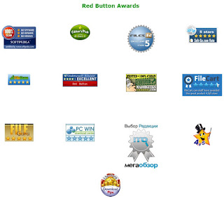 Computer Cleanup Program Awards   Red Button