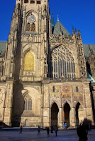 Cathedral St Vitus in Prague