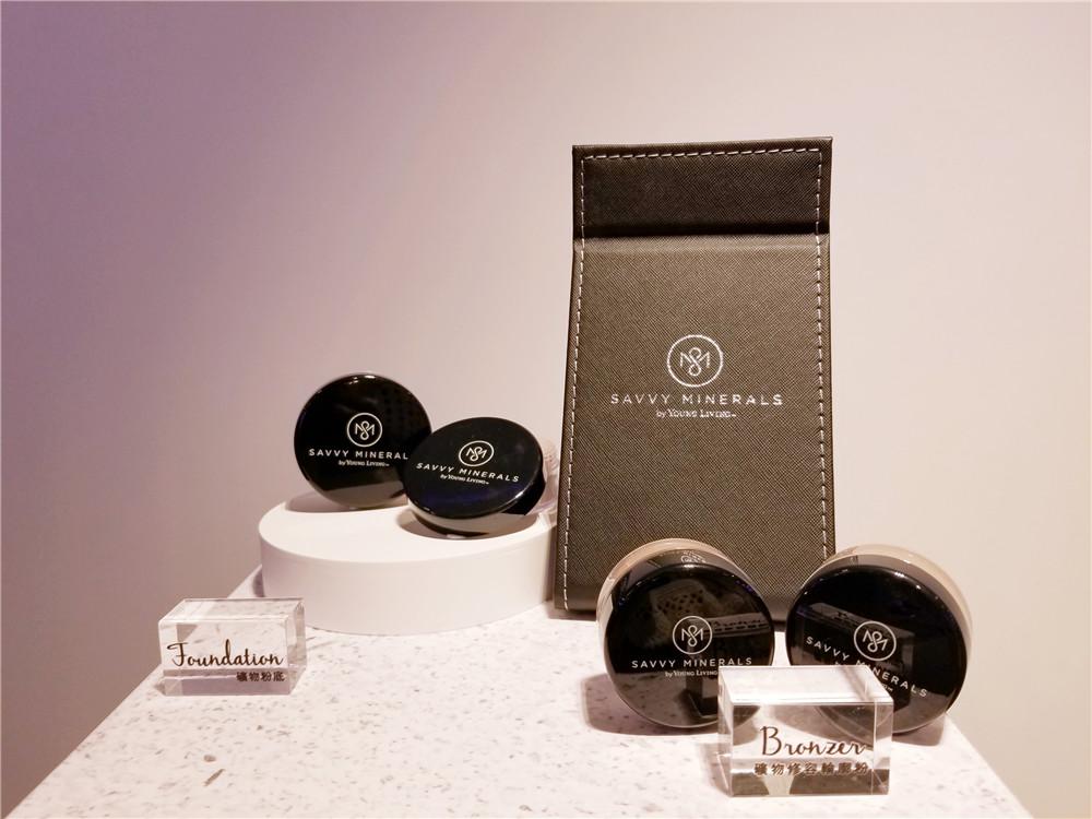 用得更安心,連孕婦都能使用『Savvy Minerals - 天然礦物彩妝