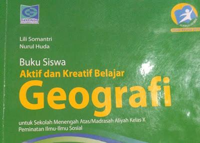 Kunci Jawaban Uji Kompetensi Geografi Kelas 10 Bab 1 Buku Grafindo