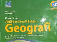 Buku Paket Geografi Kelas 10
