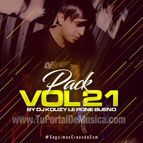 Dj Kouzy Le Pone Bueno Vol. 21 (2016)