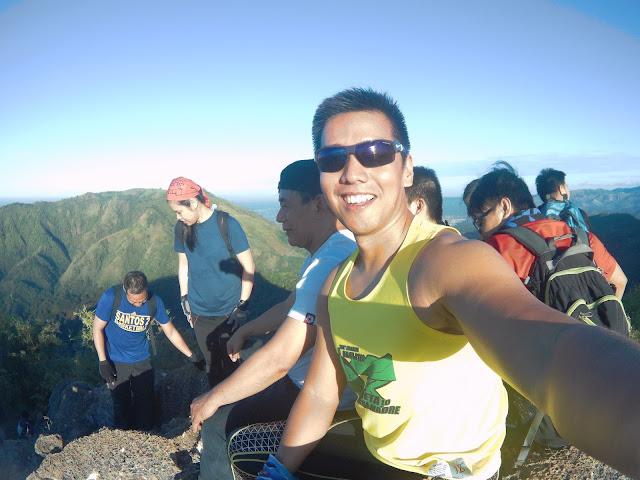 summit of mt binacayan
