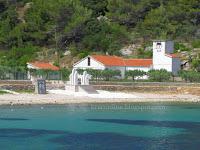 plaža Trstena Postira slike otok Brač Online