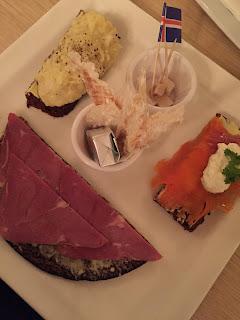 Icelandic plate II