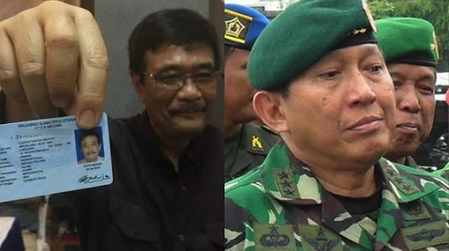 Djarot Resmi Jadi Warga Sumut, Suryo Prabowo: Baru Nyalon Gubernur Sudah Bisa Punya E-KTP