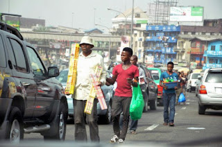Five Major Things You Should Not Buy In Lagos Traffic