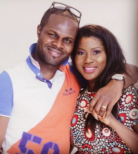 stephanie okereke wedding anniversary