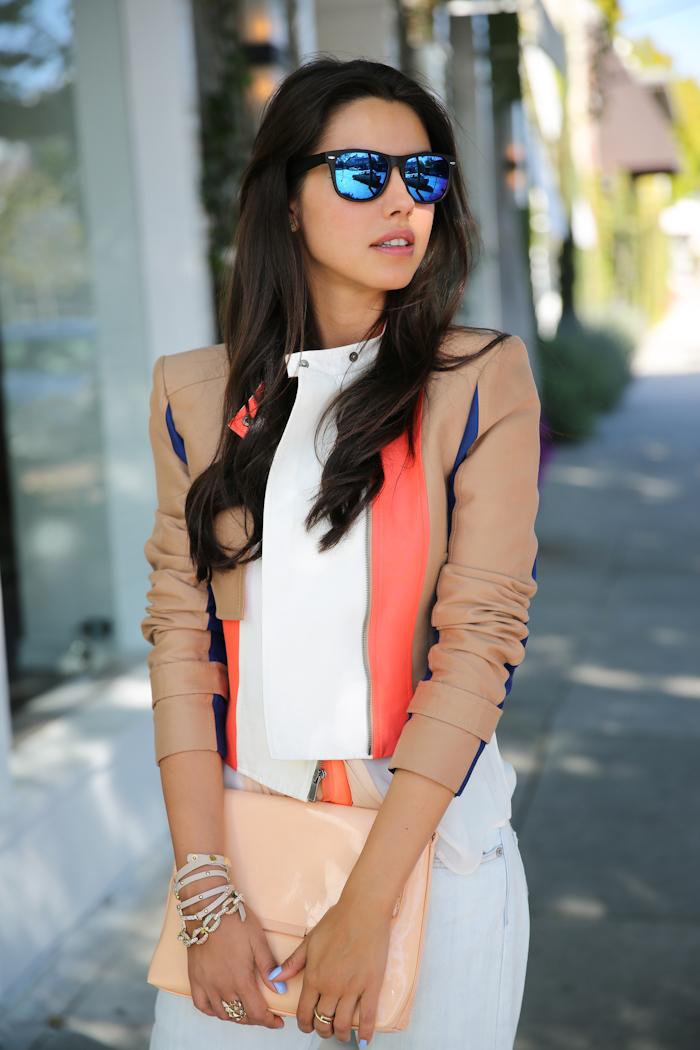 Vivaluxury Fashion Blog By Annabelle Fleur Coral