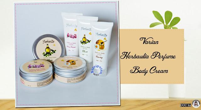 Varian Harbaulia Perfume Body Cream