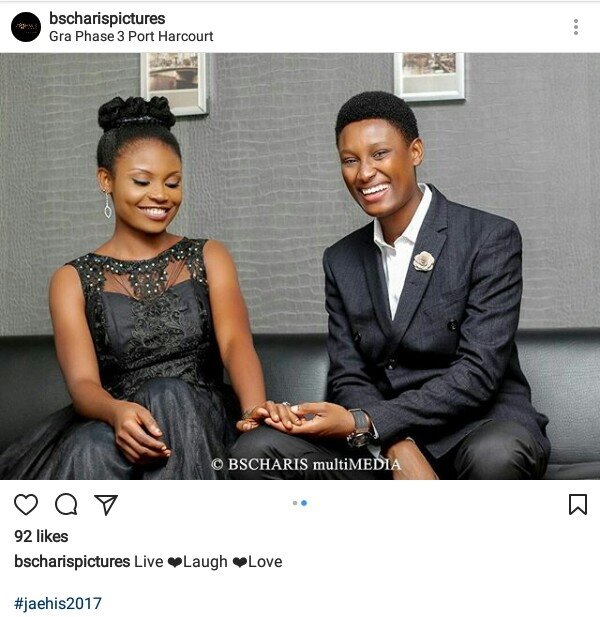 Wedding photographer of young newlywed Nigerian couple who died in car crash, mourns their death
