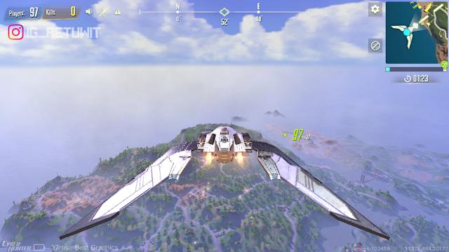 Review Lengkap Game Cyber Hunter Soft Launch Battle Royale Meta Building