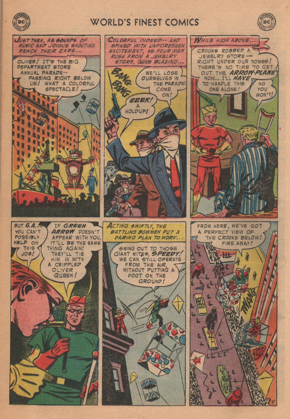 Read online World's Finest Comics comic -  Issue #72 - 20
