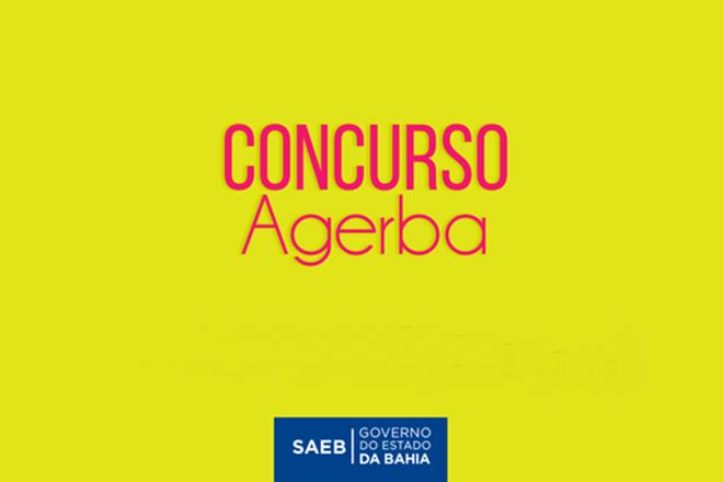 Concurso da Agerba será realizado no dia 12 de fevereiro