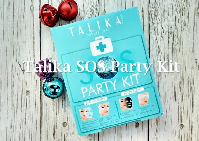 Talika SOS Party Kit-1