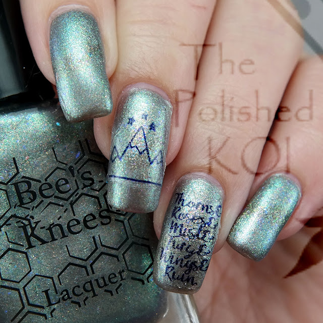 Bee's Knees Lacquer - I've Got My Ion You