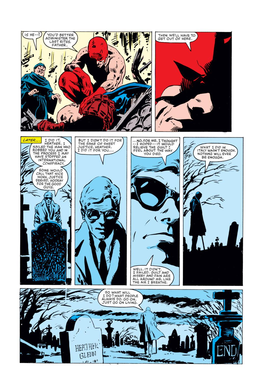 Daredevil (1964) 221 Page 22