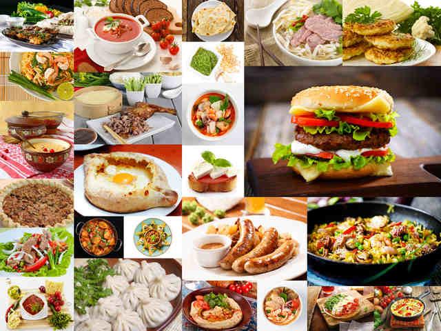 تحميل 25 صورة لأكلات المطبخ من عدة اشخاص بجودة عالية