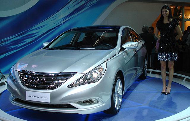 Jm Auto Sales >> Cool Car Wallpapers: Hyundai Sonata 2012