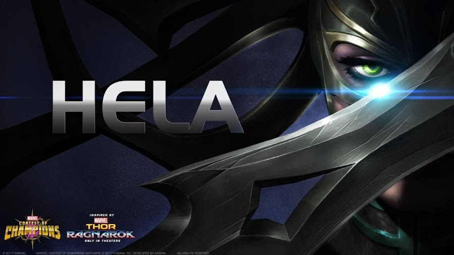 hela marvel contest of champions