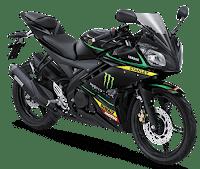Harga Promo Cash dan Kredit Motor Yamaha R15 GP Tech 3