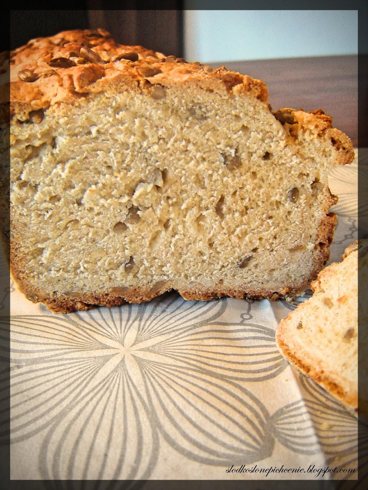 chleb z mąką orkiszową