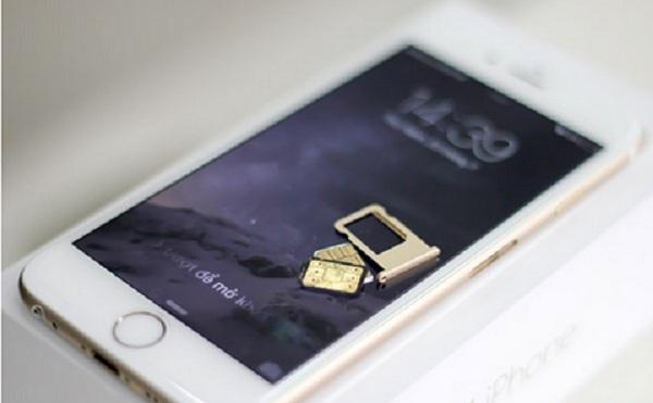 iPhone 7 khóa mạng