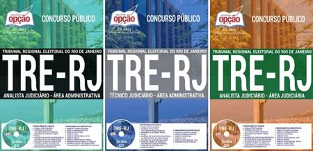 Apostila concurso TRE-RJ 2017