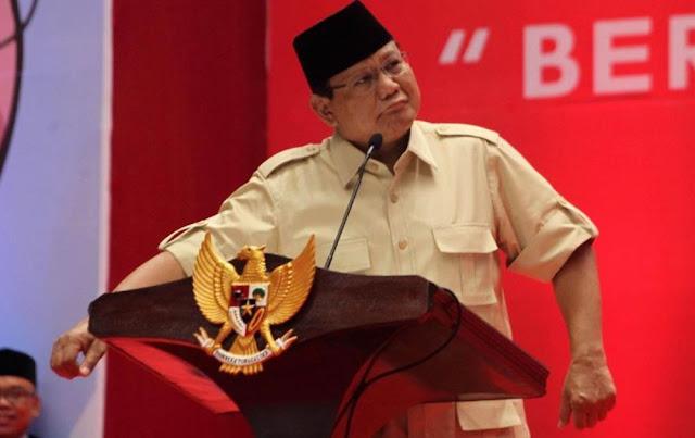prabowo, pilpres, 2019, indonesia