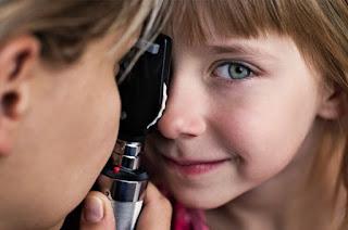 أعراض كسل العين