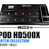 POD HD500X PATCH COLLECTION