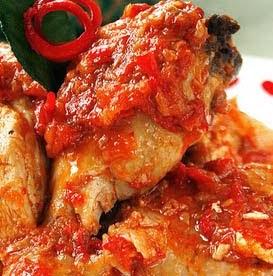 Resep Masakan Ayam Rica Rica Khas Dari Manado