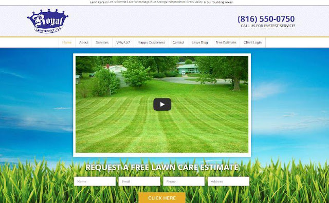Leading Lawn Care & Landscaping Company in MO