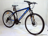C 26 Inch Ion Cube HardTail Mountain Bike - Powered by Element