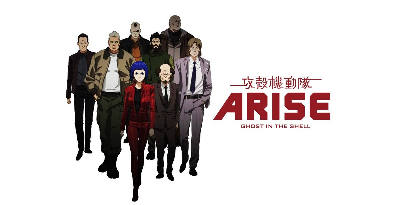 Download Ghost in the Shell: Arise – Border:1 Ghost Pain BD Subtitle Indonesia