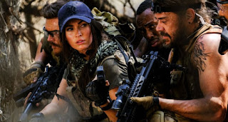 [Movie] Rogue: Megan Fox Fends Off Deadly Lions In New Action Thriller | Mp4