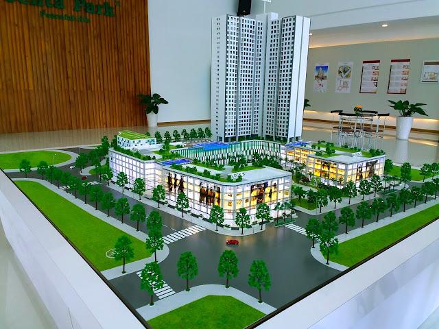 Chung cư Centa Park quận Tân Bình Tổng Quan