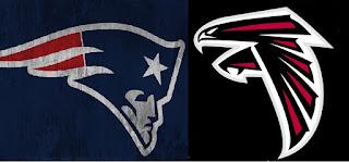 Atlanta Falcons, New England Patriots, NFL, Super Bowl,