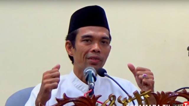 Ustadz Abdul Somad Sampaikan Tips Sehat Ala Rasulullah SAW, Begini 3 Rahasianya!